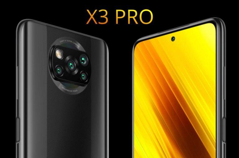 گوشی شیائومی Poco X3 Pro   حافظه ۲۵۶ رم ۸ گیگابایت